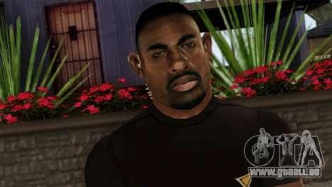 GTA 4 Skin 18 pour GTA San Andreas troisième écran