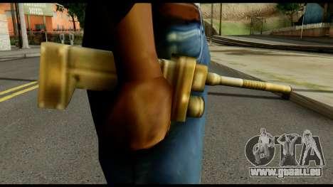 TNT Detonator from Metal Gear Solid für GTA San Andreas dritten Screenshot