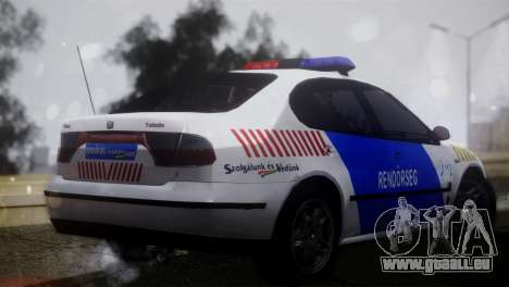 Seat Toledo 1999 Police für GTA San Andreas linke Ansicht
