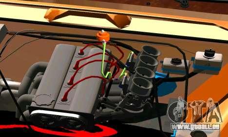 VAZ 2101 Ratlook v2 für GTA San Andreas zurück linke Ansicht