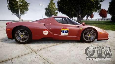 Ferrari Enzo 2002 [EPM] Stripes pour GTA 4 est une gauche