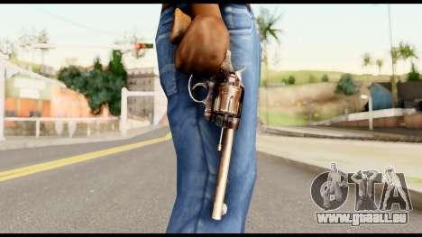 CSAA from Metal Gear Solid pour GTA San Andreas troisième écran