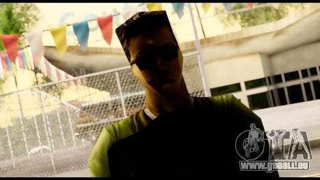 Counter Strike Skin 3 pour GTA San Andreas troisième écran