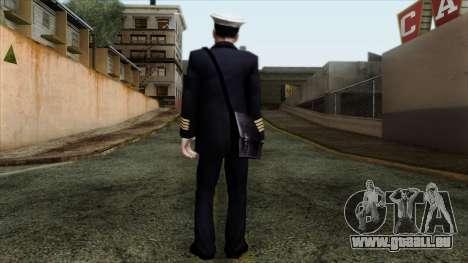 GTA 4 Skin 91 pour GTA San Andreas deuxième écran