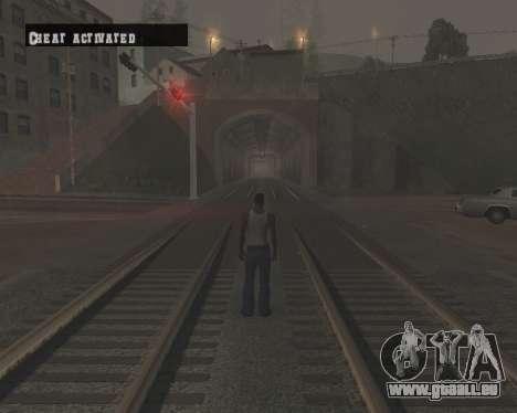 Colormod High Color pour GTA San Andreas douzième écran