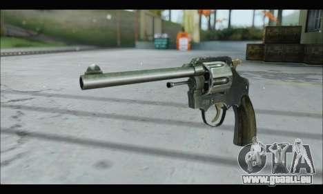 Colt Offical Police pour GTA San Andreas deuxième écran