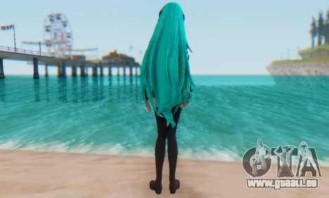 Miku Hatsune MMD für GTA San Andreas zweiten Screenshot