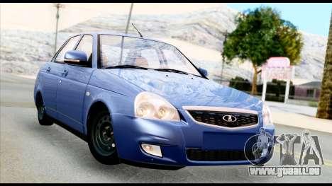 Lada Priora 2 pour GTA San Andreas