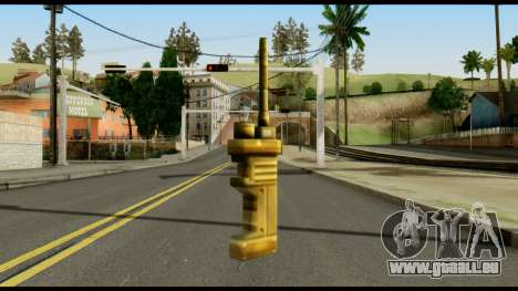 TNT Detonator from Metal Gear Solid pour GTA San Andreas
