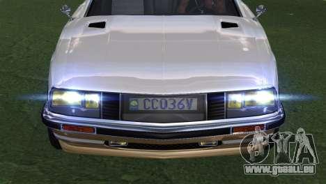 GTA 5 Lampadati Pigalle (IVF) für GTA San Andreas rechten Ansicht