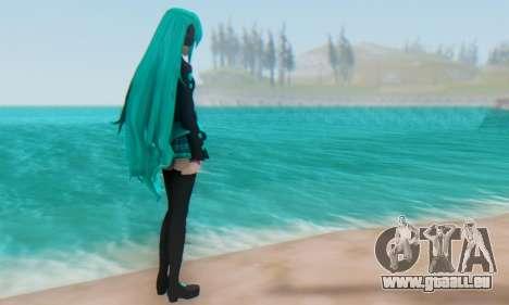 Miku Hatsune MMD für GTA San Andreas her Screenshot