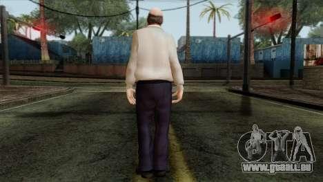 GTA 4 Skin 83 für GTA San Andreas zweiten Screenshot