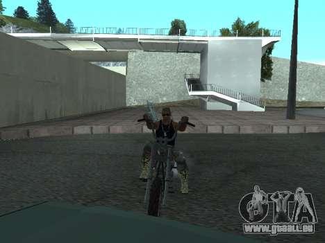 Angel GTA 4 TLaD pour GTA San Andreas laissé vue