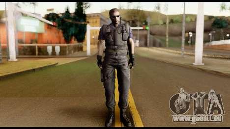 Resident Evil Skin 11 für GTA San Andreas