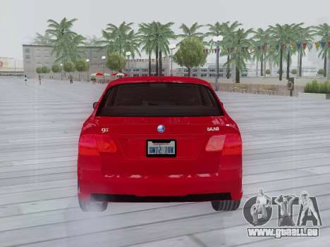 Saab 95 pour GTA San Andreas vue de droite