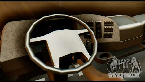 Mercedes-Benz Actros PJ2 für GTA San Andreas rechten Ansicht