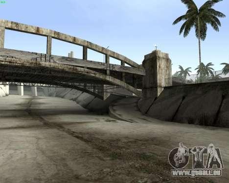 RealColorMod v2.1 pour GTA San Andreas deuxième écran