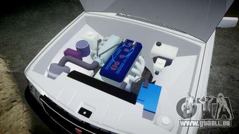GAZ 31022 rims1 pour GTA 4 Vue arrière