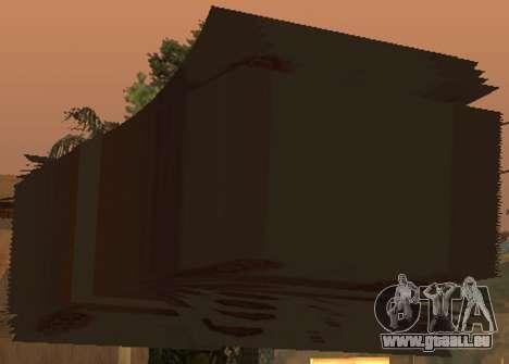 5000 roubles pour GTA San Andreas quatrième écran