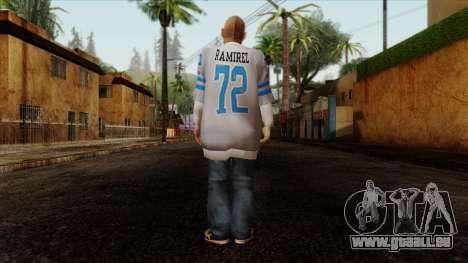 GTA 4 Skin 75 für GTA San Andreas zweiten Screenshot