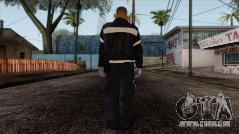 GTA 4 Skin 53 pour GTA San Andreas deuxième écran