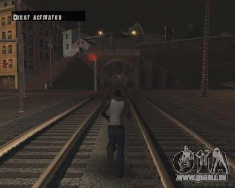 Colormod High Color pour GTA San Andreas huitième écran