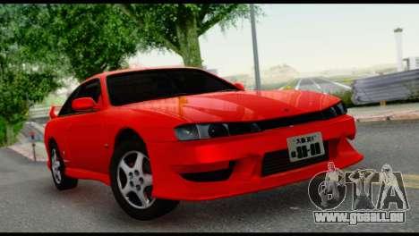 Nissan Silvia S14 Ks für GTA San Andreas