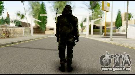 Engineer from Battlefield 4 für GTA San Andreas zweiten Screenshot