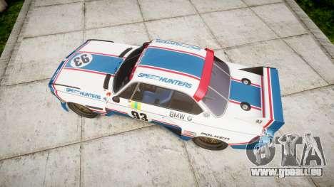 BMW 3.0 CSL Group4 [93] für GTA 4 rechte Ansicht