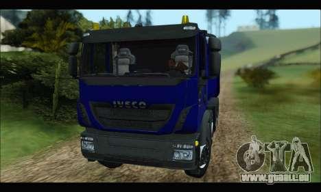 Iveco Trakker 2014 Tipper für GTA San Andreas
