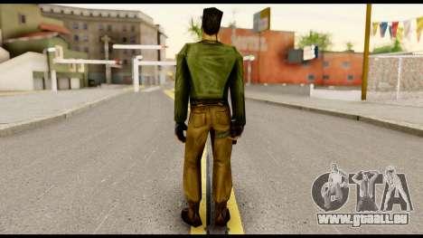 Counter Strike Skin 3 pour GTA San Andreas deuxième écran
