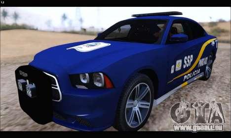 Dodge Charger SXT PREMIUM V6 SSP DF 2014 für GTA San Andreas