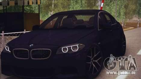 BMW M550d 2014 für GTA San Andreas