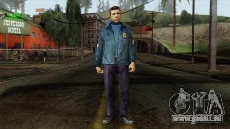 Police Skin 9 pour GTA San Andreas