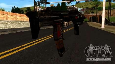 Machine from Shadow Warrior pour GTA San Andreas deuxième écran