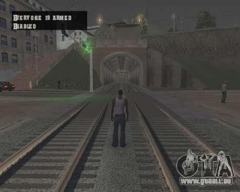 Colormod High Color pour GTA San Andreas dixième écran