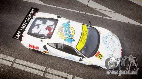 Ferrari F430 GT 2011 Pacific NAC Ikamusume pour GTA 4 est un droit