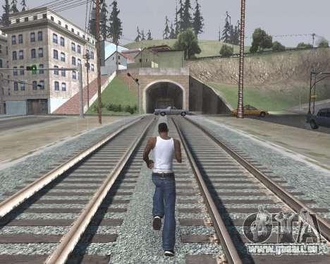 Colormod High Color pour GTA San Andreas troisième écran