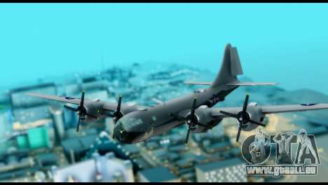 B-29 Superfortress für GTA San Andreas