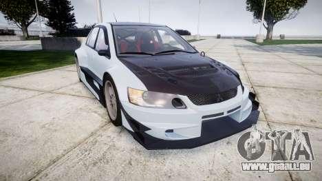 Mitsubishi Lancer Evolution IX für GTA 4