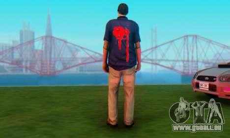 Zombie Sindacco pour GTA San Andreas troisième écran