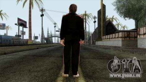 GTA 4 Skin 77 pour GTA San Andreas deuxième écran