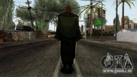 GTA 4 Skin 85 pour GTA San Andreas deuxième écran