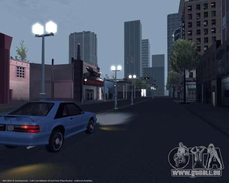 ENBSeries für schwach-und Mittel-PC für GTA San Andreas sechsten Screenshot