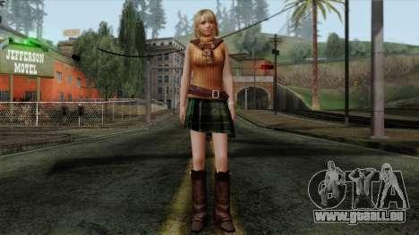 Resident Evil Skin 1 für GTA San Andreas