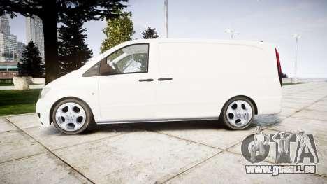 Mercedes-Benz Vito GIGN [ELS] für GTA 4 linke Ansicht