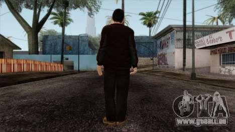 GTA 4 Skin 63 pour GTA San Andreas deuxième écran