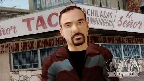 GTA 4 Skin 63 pour GTA San Andreas troisième écran