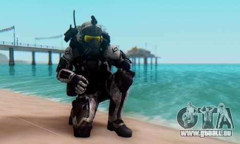C.E.L.L. Soldier (Crysis 2) pour GTA San Andreas