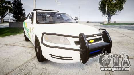 Chevrolet Impala Martin County Sheriff [ELS] pour GTA 4